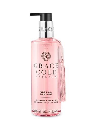 Grace Cole Wild Fig & Pink Cedar Sıvı El Sabunu 300 ml Renksiz